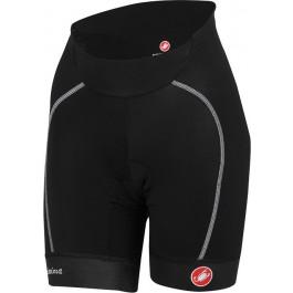 Pantaloni ciclism Castelli Velocissima Negru/ Alb