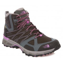 Incaltaminte hiking The North Face W Ultra Hike II Mid GTX Negru/Mov