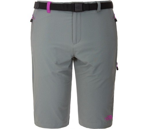 Pantaloni hiking Sort The North Face W Roca Short Verde