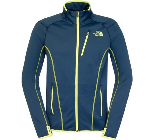 Midlayer The North Face Skerium M Full Zip Dark Blue
