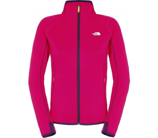 Midlayer The North Face Skerium W FZ Pink