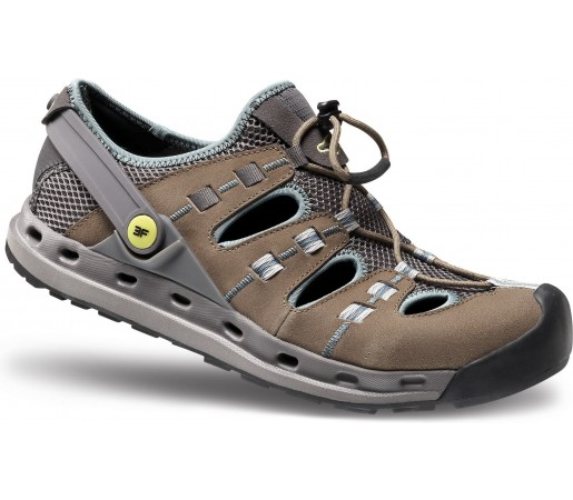 Incaltaminte hiking Salewa MS Heelhook Bej/Gri