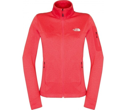 Midlayer The North Face Kyoshi W Full Zip Pink