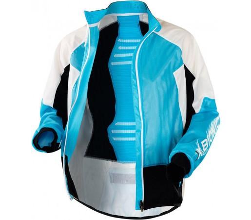 Geaca X-Bionic Biking Lady Spherewind UPD OW Turquoise