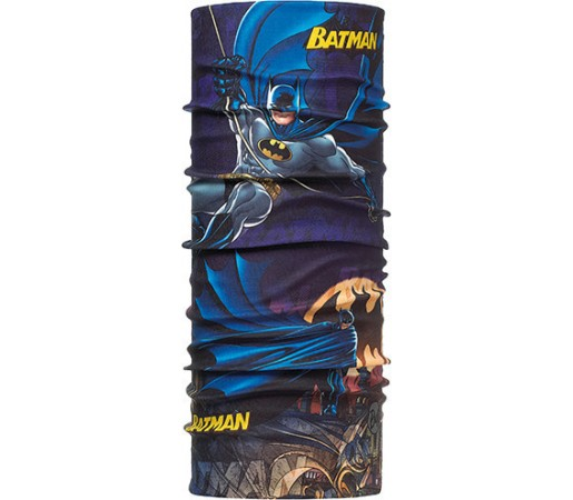 Neck Tube Buff Original Junior Superheroes Misterious Batman