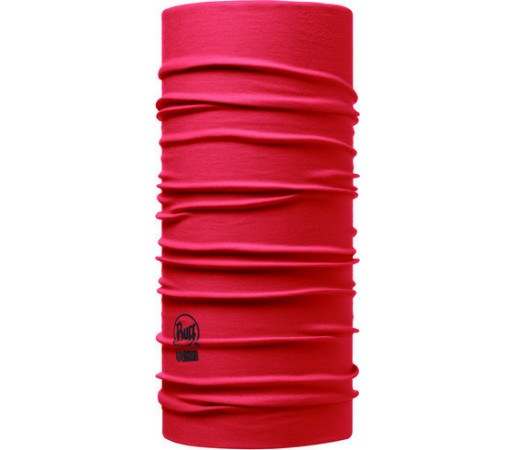 Neck Tube Buff High UV Red