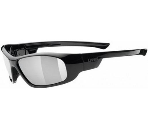 Ochelari de soare Uvex Pixie Junior Negru