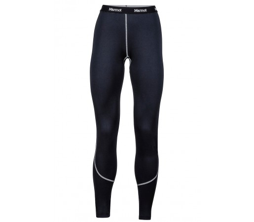 Pantaloni first-layer Marmot W ThermalClime Pro Negri