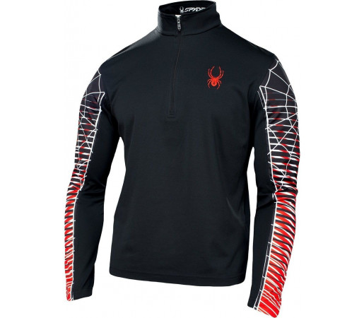 Midlayer Spyder Webstrong Black