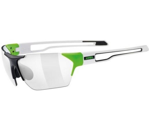 Ochelari Uvex Sportstyle 202 Vario Alb/Verde