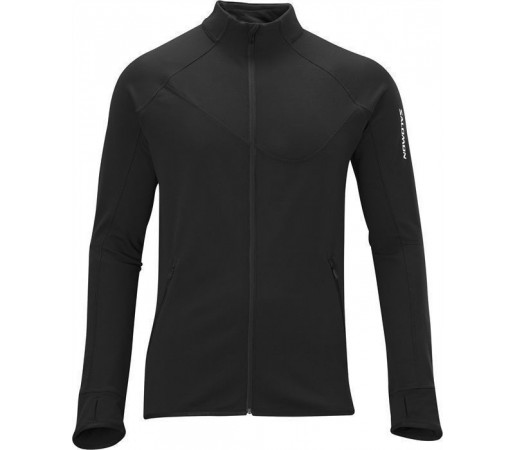 Bluza Salomon Swift FZ Midlayer M Black 2013