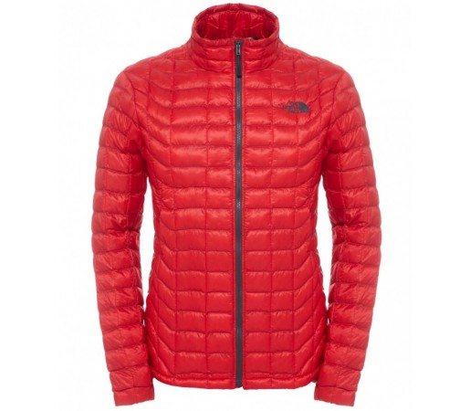 Geaca The North Face M Thermoball Full Zip Rosie/Gri