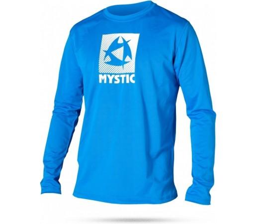 Bluza Mystic Star Quick Dry LS Albastra