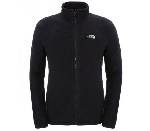 Polar The North Face 200 Shadow Full Zip M Negru