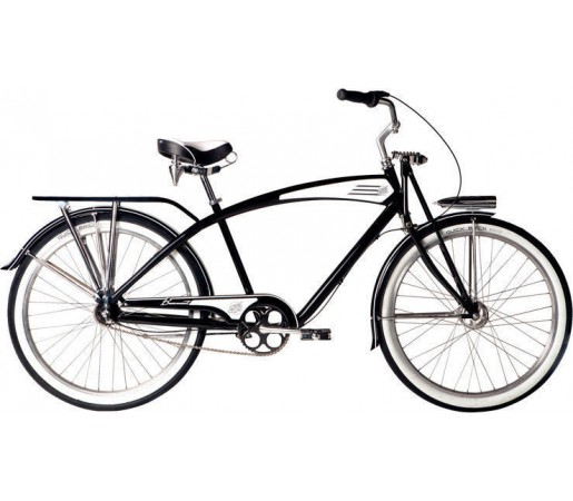 Bicicleta cruiser Felt Beaumont Black