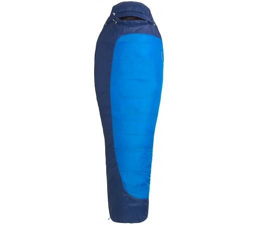 Sac de dormit Marmot Trestles 15 Long Extra Wide Albastru - LZ
