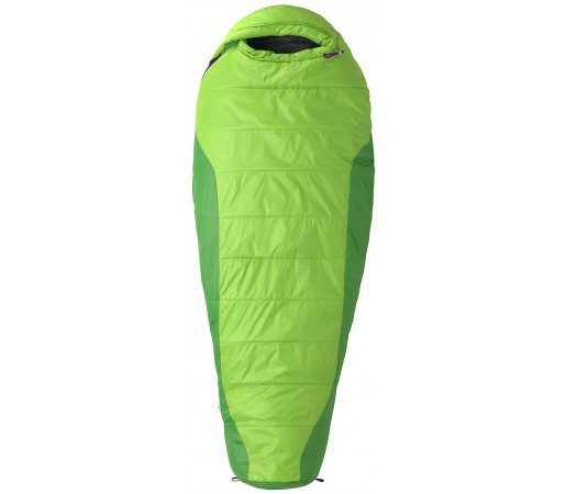 Sac de dormit Marmot W Sunset 30 Long Verde - RZ