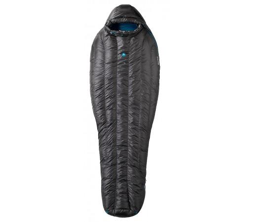 Sac de dormit Marmot Plasma 15 Long Gri/Albastru - LZ