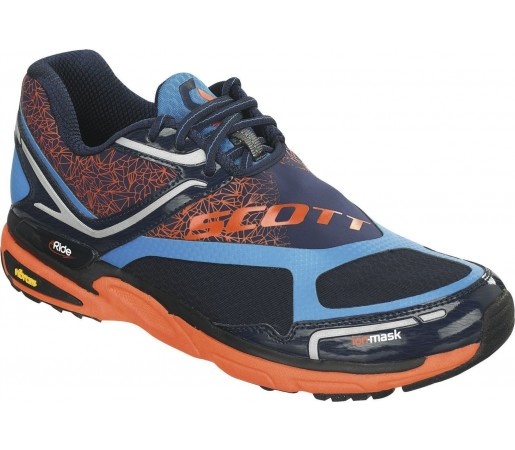 Incaltaminte Scott Icerunner IM Blue Orange 2013