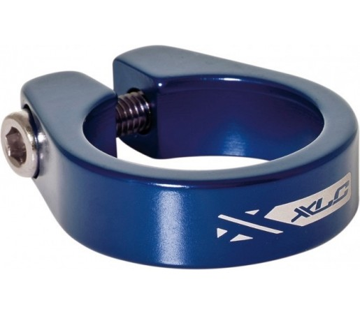 Colier tija sa XLC PC-B05 34.9mm Albastru