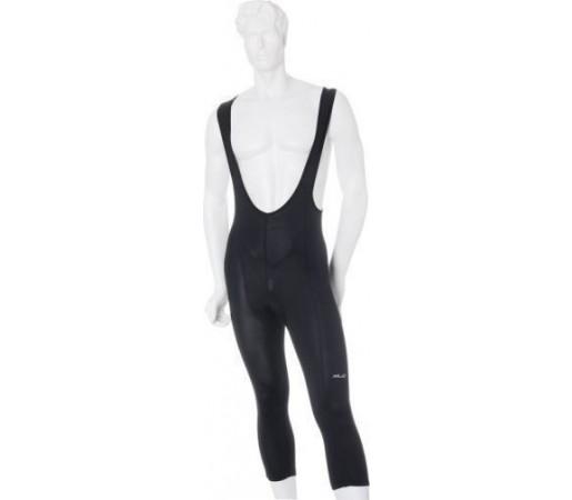 Pantaloni 3/4 cu bazon XLC Comp negri 2013