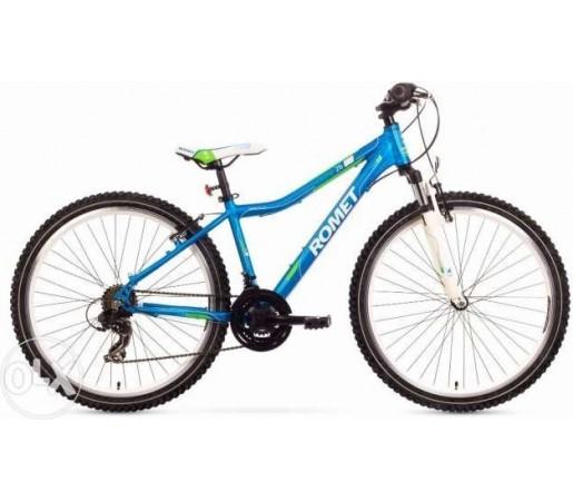 Bicicleta de munte Romet Jolene 26 4.0 Albastru