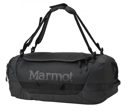 Geanta de Umar Marmot Long Hauler Duffle 50L Neagra M
