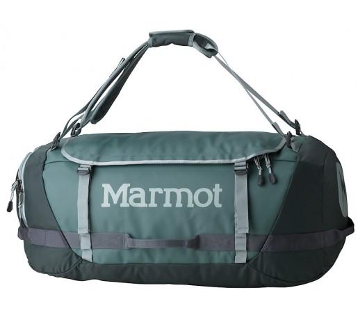Geanta de Umar Marmot Long Hauler Duffle 75L Verde L