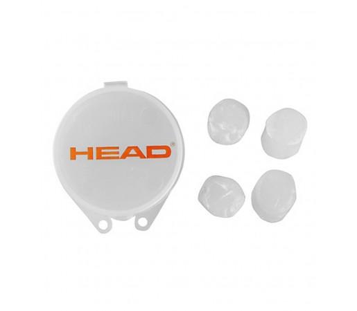 Dopuri pentru urechi Head Albe