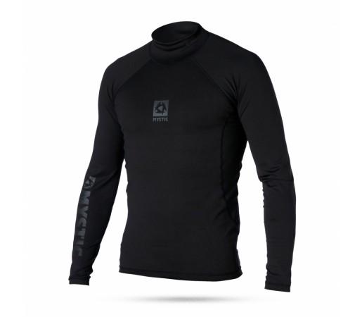 Bluza cu protectie UV Mystic Bipoly LS Neagra