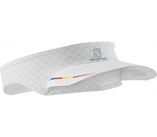 Sapca alergare Salomon S-LAB Sense Visor White