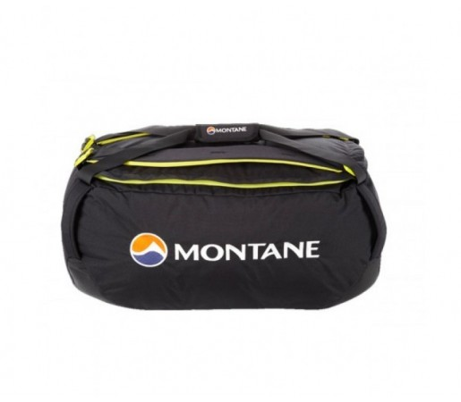Geanta Echipament Montane Transition 100L Neagra