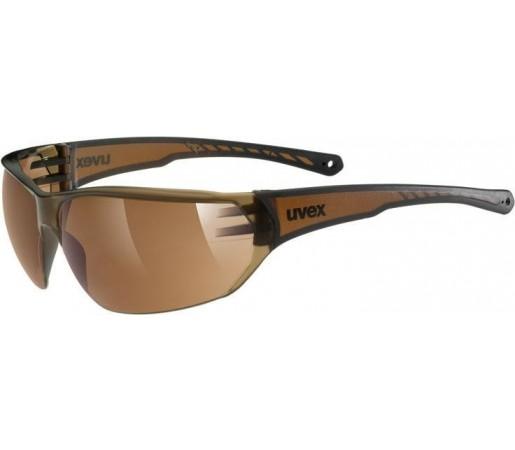 Ochelari de soare Uvex Sportstyle 204 Maro