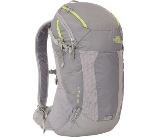 Rucsac The North Face Litus 22-Rc Gri