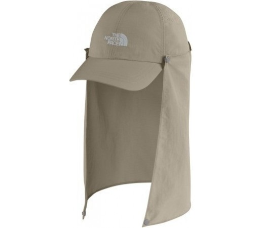 Sapca The North Face Sun Shield Ball Cap Maro