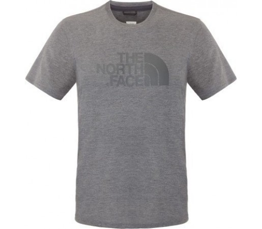 Tricou The North Face M S/S Graphic Reaxion Crew Gri