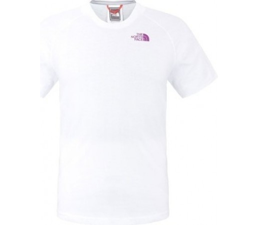 Tricou The North Face M S/S North Faces Alb