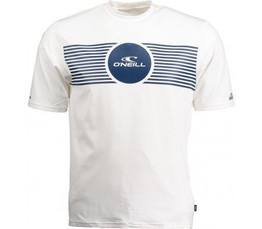Tricou O'Neill PM Panel Rash Alb