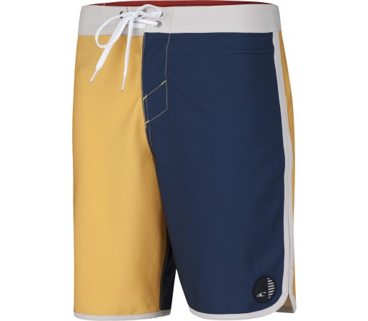 Boardershorts O'Neill PM O'riginals Scallop Galben/Albastru
