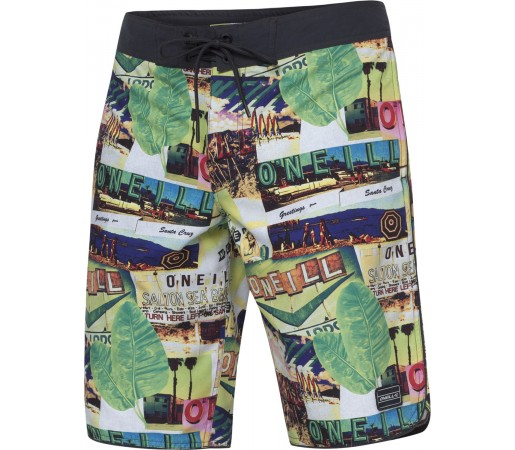 Boardshorts O'Neill PM Billboard Verde