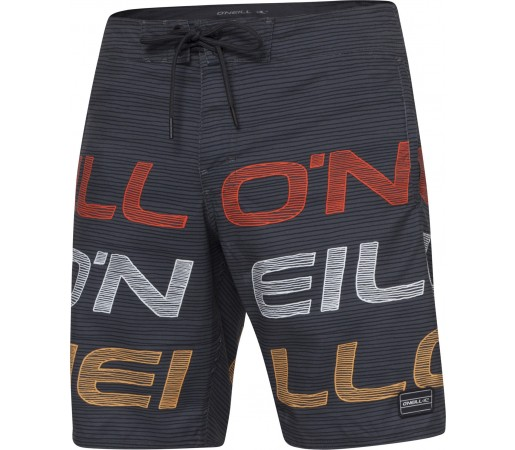 Boardshorts O'Neill PM Floater Negru