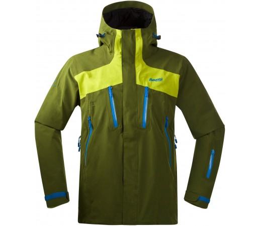 Geaca de ski Bergans Oppdal Verde