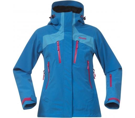 Geaca de ski Bergans Oppdal Lady Albastru