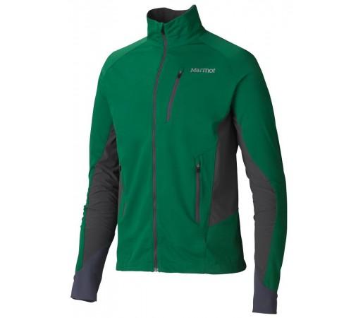 Geaca softshell Marmot M Fusion Verde/Gri