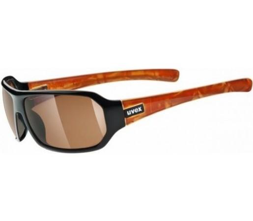 Ochelari de soare Uvex LGL 3 Negru/Maro