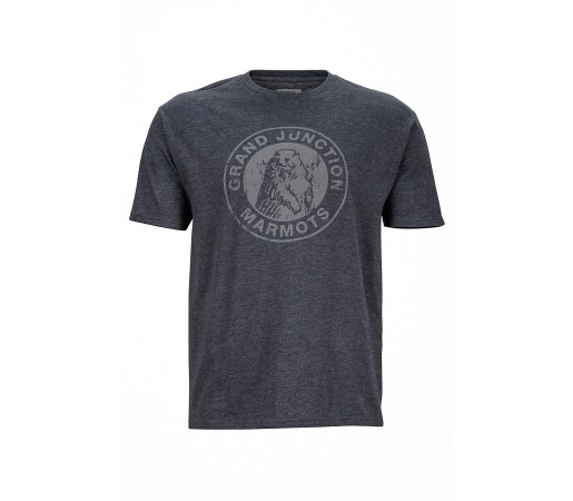 Tricou Marmot M Grand Junction Gri