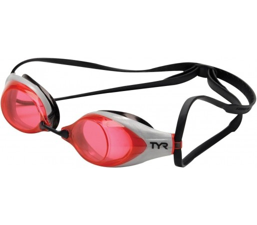 Ochelari inot Tyr Tracer TI rosii 2013