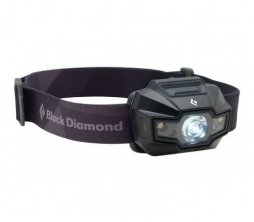Lanterna frontala Black Diamond Storm Neagra