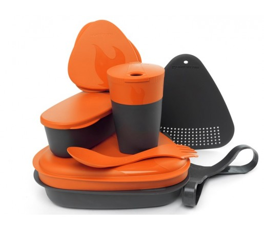 Set vase Light My Fire MealKit 2.0 Orange