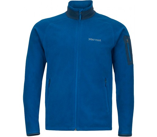 Bluza Marmot M Reactor Albastra